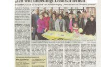 Artikel der Wilhelmshavener Zeitung vom 22.06.2015