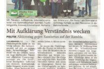Artikel der Wilhelmshavener Zeitung vom 21.03.2016