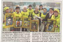Artikel der Wilhelmshavener Zeitung vom 10.12.2016